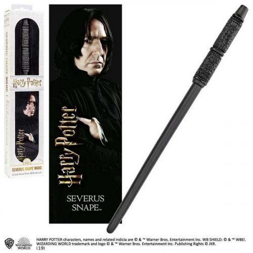 Harry Potter réplique baguette PVC Severus Snape 30 cm