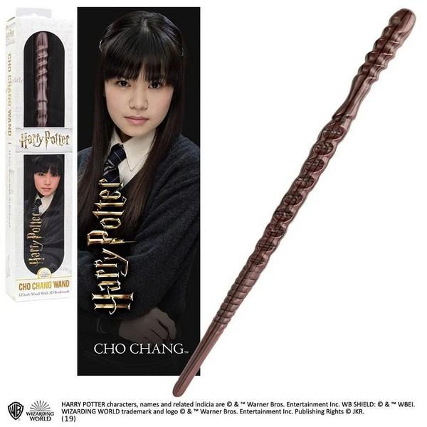 Harry Potter réplique baguette PVC Cho Chang 30 cm