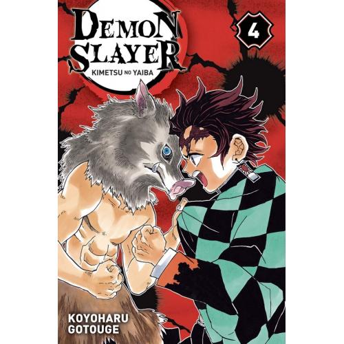 Demon Slayer Tome 4 (VF)