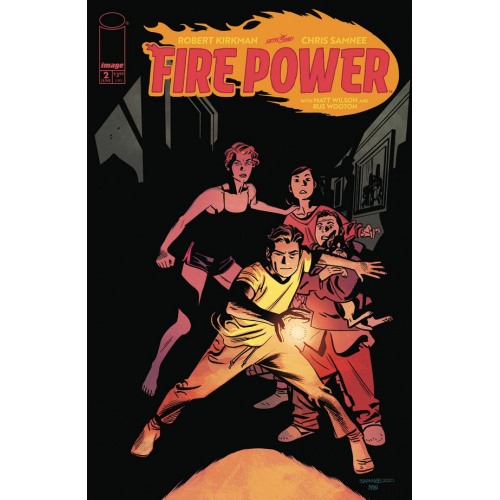 FIRE POWER BY KIRKMAN & SAMNEE 2 (VO)
