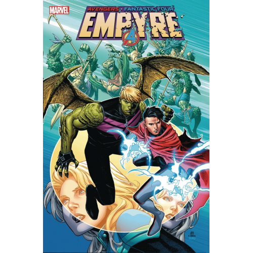 EMPYRE 5 (OF 6) (VO)