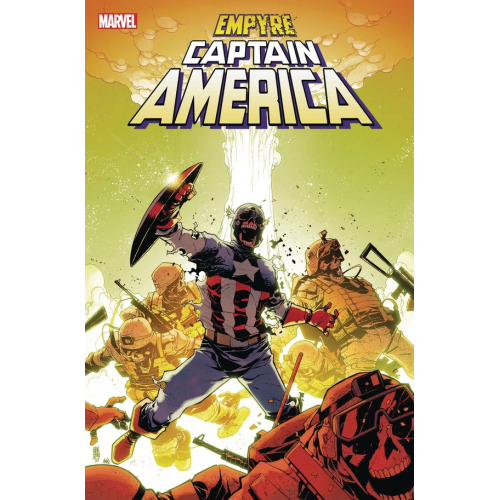 EMPYRE CAPTAIN AMERICA 2 (OF 3) (VO)