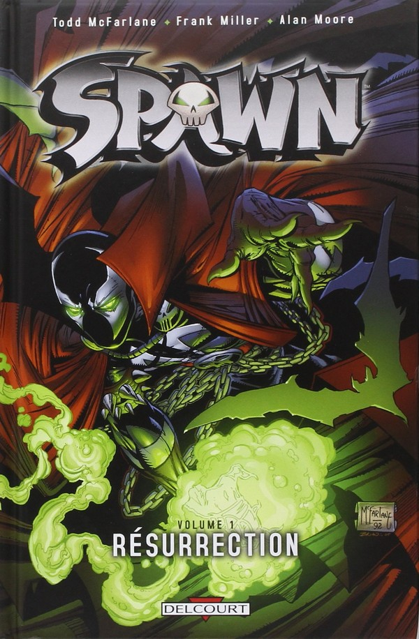 Spawn, Tome 1 : Résurrection (VF)