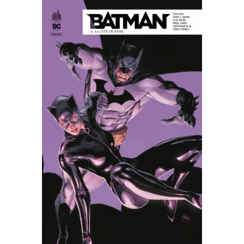 Batman Rebirth Tome 12 (VF)