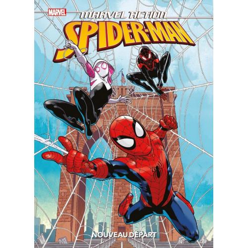 Marvel Action - Spider-Man : Un nouveau départ (VF)
