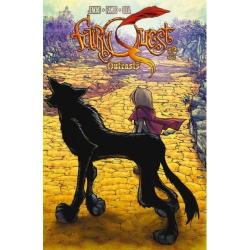 Carte Postale Fairy Quest Serie 1 003