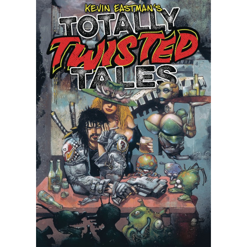 KEVIN EASTMAN TOTALLY TWISTED TALES TP VOL 01 CVR A BISLEY (VO)