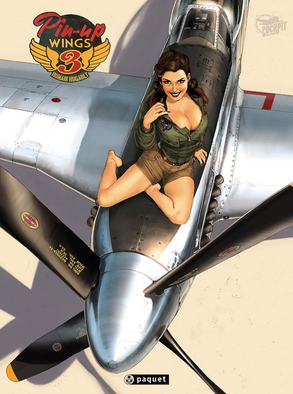 Pin-Up Wings TOME 3 (VF)