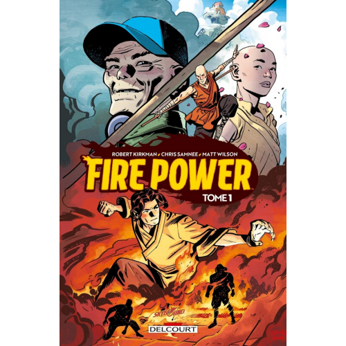 FIRE POWER TOME 1 (VF)