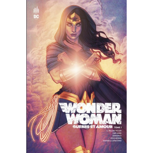 Wonder Woman Guerre & Amour Tome 1 (VF)