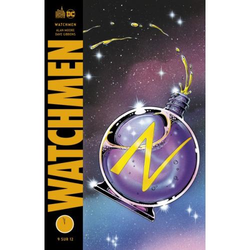 Watchmen numéro 9 (VF)