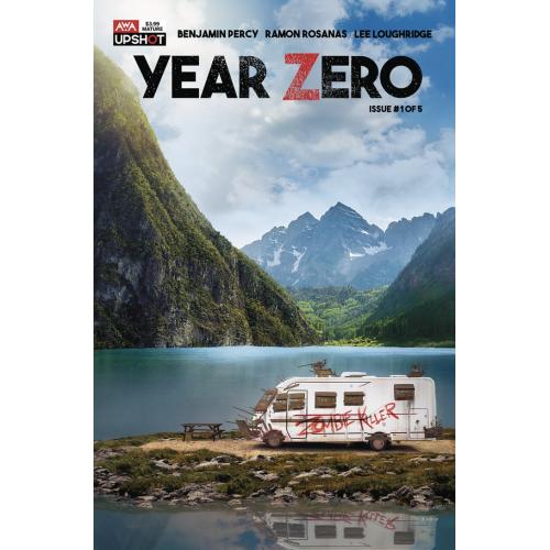 YEAR ZERO 1 CVR A ANDREWS (VO)