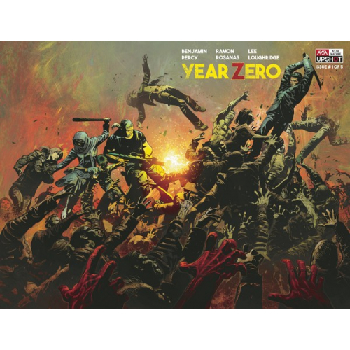 YEAR ZERO 1 CVR B DEODATO JR (VO)