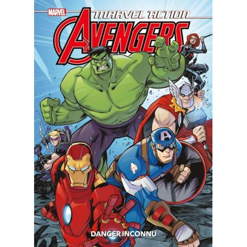 Marvel Kids - Avengers : Danger Inconnu (VF)