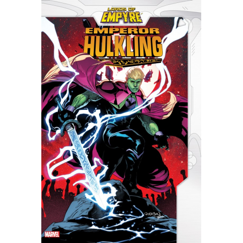 LORDS OF EMPYRE EMPEROR HULKING 1 (VO)