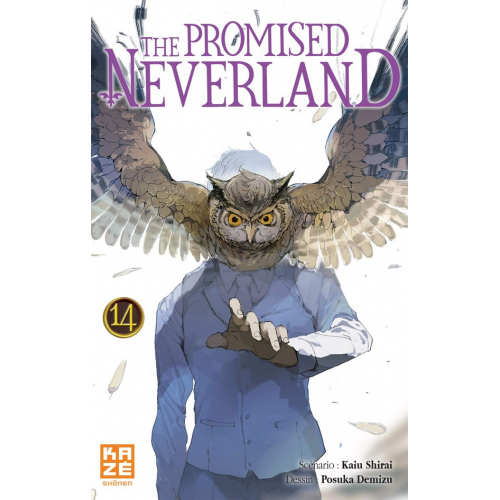 The promised Neverland Tome 14 (VF)