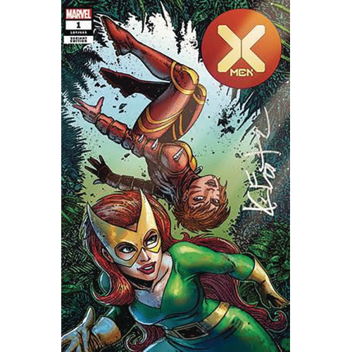 X-MEN 1 EASTMAN VAR Signé par Kevin Eastman (VO)