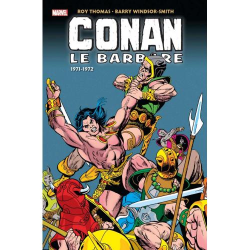 CONAN LE BARBARE L'INTÉGRALE TOME 2 1971-1972 (VF)
