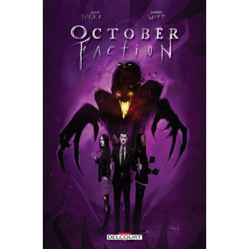 OCTOBER FACTION Tome 2 (VF)
