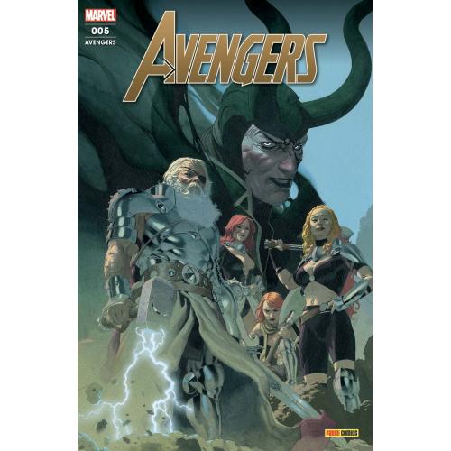 Avengers 5 (VF)