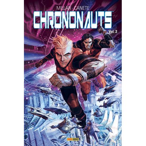 CHRONONAUTS : FUTURE SHOCK (VF)