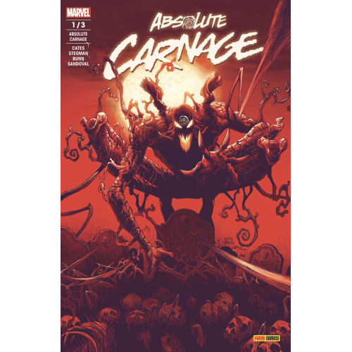 Absolute Carnage 1 (VF)