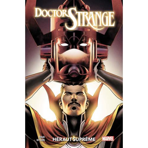 DOCTOR STRANGE TOME 3 (VF)