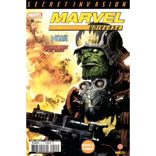 Marvel Universe 15 Occasion (VF)