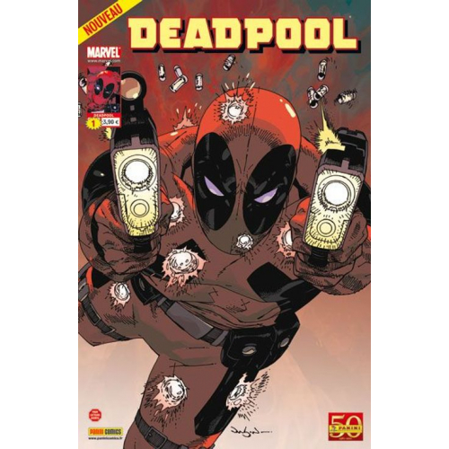 Deadpool Kiosque V2 Lot n1 à n10 (VF) occasion