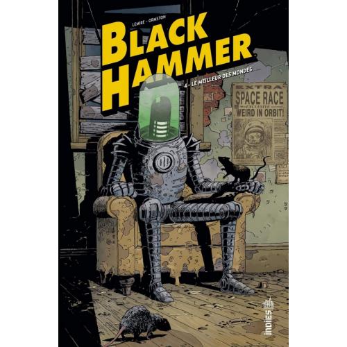 Black Hammer Tome 4 (VF)