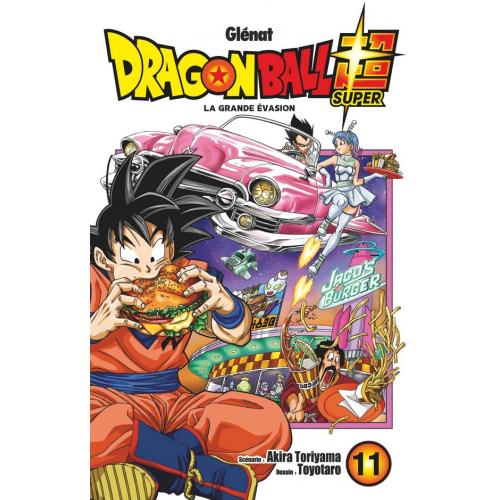 Dragon Ball Super Tome 11 (VF)