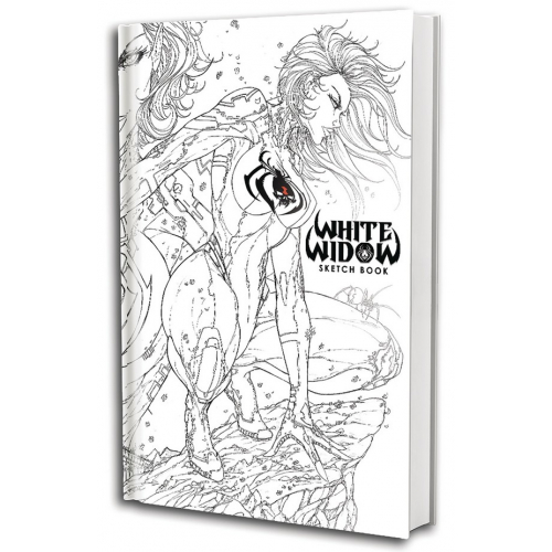 WHITE WIDOW SKETCH BOOK VOL 01 (VO)
