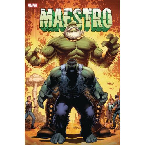 MAESTRO 1 (OF 5) (VO)