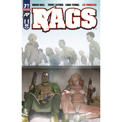 RAGS 7 (OF 7) (VO)