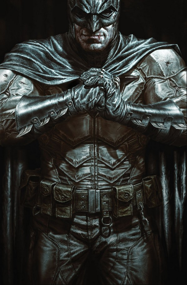 DETECTIVE COMICS 1025 card stock variant cover by LEE BERMEJO (VO)