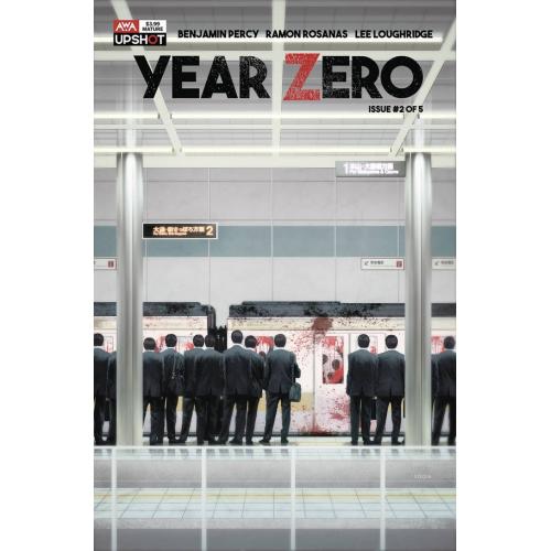 YEAR ZERO 2 CVR A ANDREWS (VO)
