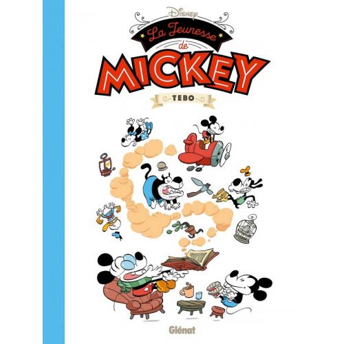 La Jeunesse de Mickey (VF)