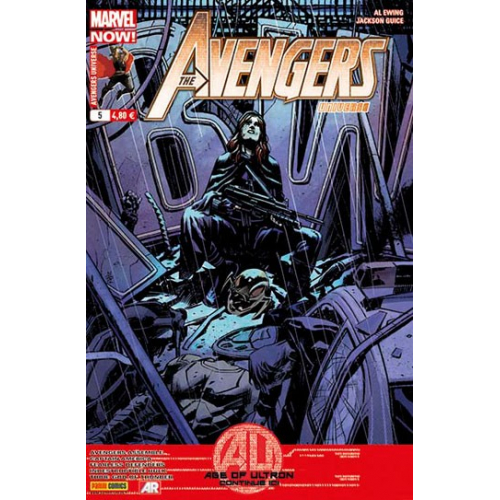 Avengers Universe 5 (Vf) Occasion