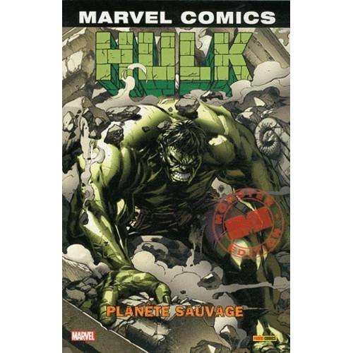 Hulk, Tome 5 : Planète Sauvage (VF) occasion