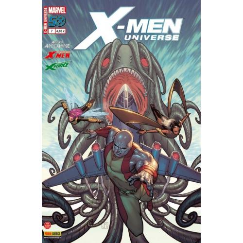 x-men universe 7 fascicule (Vf) Occasion