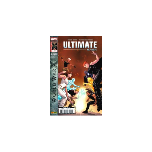 ultimate saga 3 fascicule (vf) occasion
