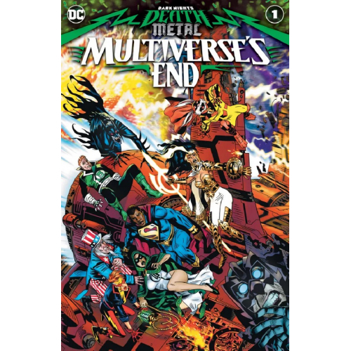 Dark Nights: Death Metal Multiverse's End 1 (VO)