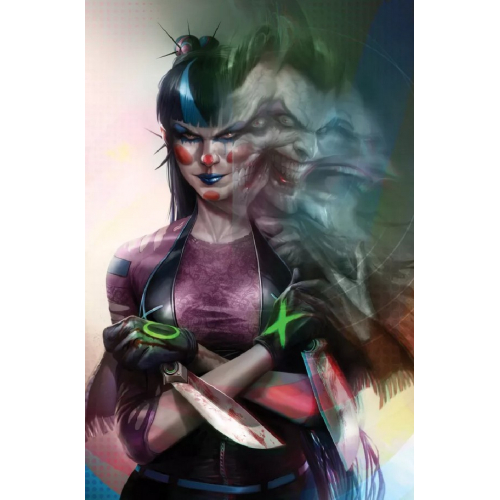 BATMAN 98 Card Stock Variant Cover By Francesco Mattina (VO)