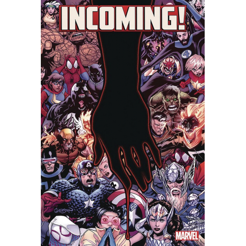 DF INCOMING 1 Signé par Donny Cates (VO)