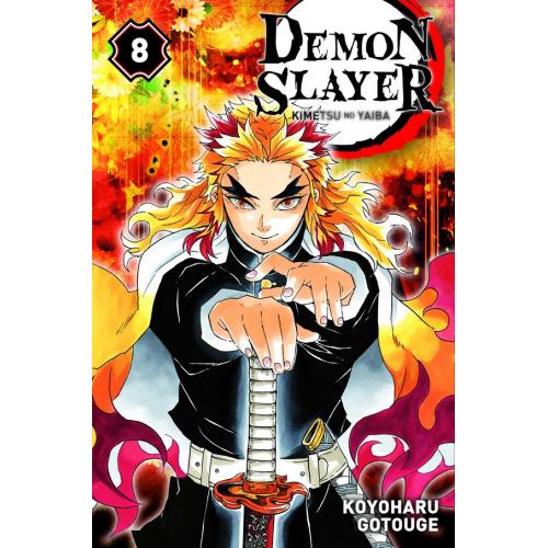 Demon Slayer Tome 8 (VF)
