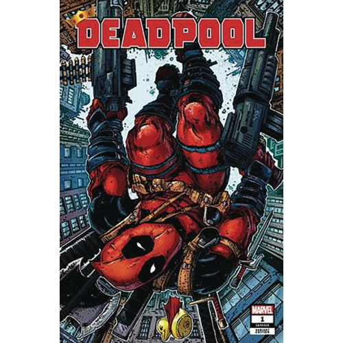 DEADPOOL 1 EASTMAN VAR (VO)