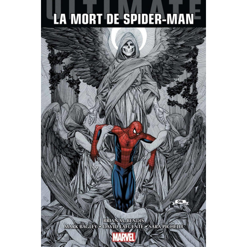 ULTIMATE SPIDER-MAN : LA MORT DE SPIDER-MAN OMNIBUS - 672 PAGES - VF