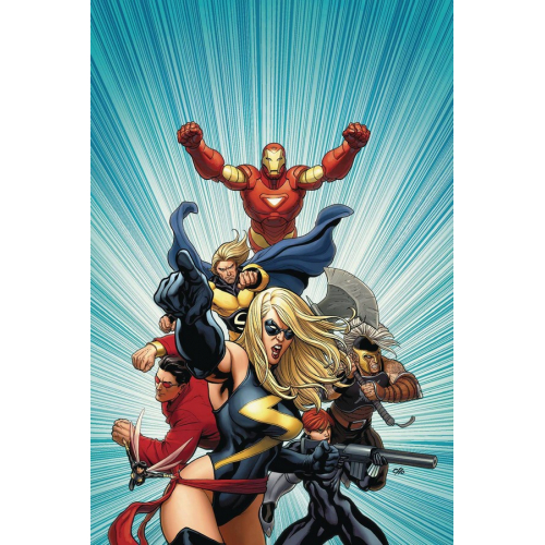 MARVEL MONOGRAPH TP ART OF FRANK CHO (VO)
