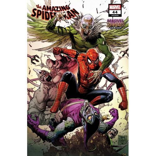 AMAZING SPIDER-MAN 44 DANIEL MARVEL ZOMBIES VAR (VO)