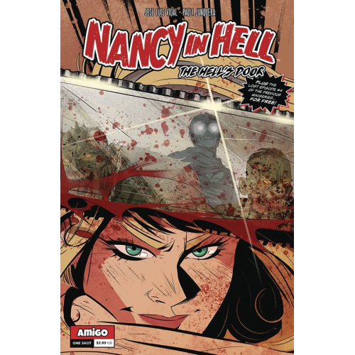 NANCY IN HELL HELL GATES ONE SHOT (VO)